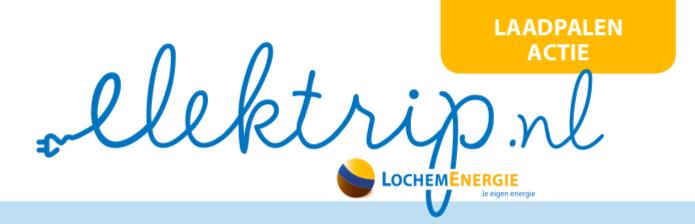 Verlenging Laadpalen Actie gemeente Lochem